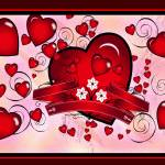 """""""red-heart-print"""" by the-creative-artist"""
