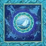 """Sailor of the Soul"" by MandalasByRampal"