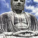 """The Great Buddha (Daibutsu) - Kamakura, Japan"" by threestripes"