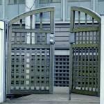 """gate"" by jeannequiltslinden"