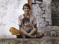 Father & Son, India