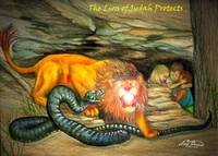 Lion of Judah Protects