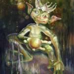 """phibius paint"" by corenaricks"