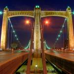 """Hennepin Avenue Bridge"" by WaynePhotoGuy"