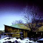 """evening shed 2"" by CDBDesign"