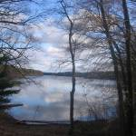 """Sky Reflection on Lake Cochituate"" by jeanettepalmer"