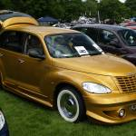 """Chrysler PT Cruiser Custon Car"" by imagetaker"