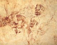 Study of a Triton and Three Heads