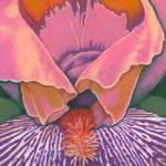 """""""Georgia OKeeffe-Homage No. 3"""" by Elizabeth_Martin"""