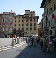 Piazza San Michele Lucca