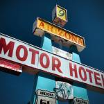 """Arizona Motor Hotel"" by bryanscott"