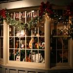 """Christmas Window Dressing"" by DonnaBeth"