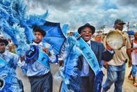 Jazz Fest Second Line