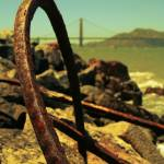 """Golden Gate Debris"" by JamesBlakePhotography"