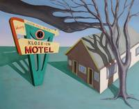 Paintings - Klose Inn Motel