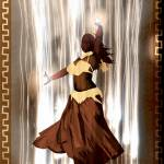 """The dancer"" by 9thdegree"