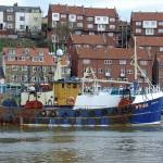 """Fishing Trawler, Whitby   (15698-RDA)"" by rodjohnson"