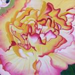 """""""Yellow Begonia"""" by ronmeadow"""