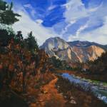 """Warren Keating Zion, Utah Limited Edition Print"" by KeatingArt"