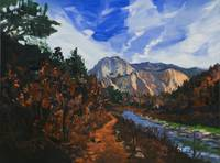 Warren Keating Zion, Utah Limited Edition Print