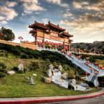 """Hsi Lai Temple"" by mcdeez"