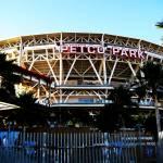 """Petco Baseball Stadium"" by Shesgottheeye"