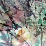 """Abstract Trees"" by Malia"