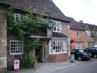 VILLAGE SHOP IN LACOCK