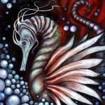 """Seahorse"" by KeelyDolan"