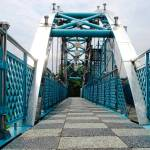 """Blue bridge"" by PETER100"