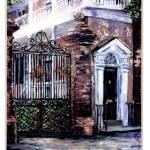 """Charles Elliott House-43 Legare St.-circa 1759-Cha"" by debereves"