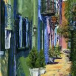 """Rainbow Row North-Charleston SC"" by debereves"