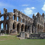 """Whitby Abbey  (15549-RDA)"" by rodjohnson"