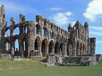 Whitby Abbey  (15549-RDA)