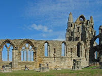 Whitby Abbey  (15550-RDA)