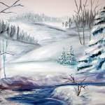 """Winter Stream"" by jherrin"