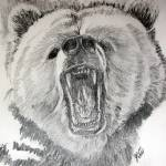 """Angry Grizzley"" by jherrin"