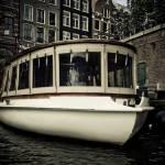 """Amsterdam Boat"" by WWanderlust"