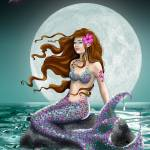 """Calypso Mermaid"" by joellerene"