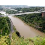 """Clifton Suspension Bridge"" by funkybunch"