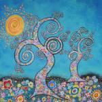 """""""Embracing Spring"""" by juliryan"""