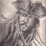 """Jack Sparrow"" by Stormswept"