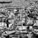 """Athens, Greece as seen from the Acropolis"" by bhneely"