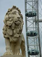 Lion Wheel (London Eye)