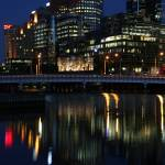 """Melbourne on the Yarra"" by CaiShaPhotography"