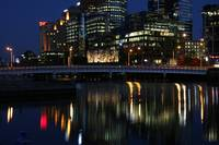 Melbourne on the Yarra