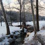 """Winter  Creek"" by sherryswest"