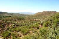 View from Colossal Cave