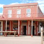 """Golden Eagle Brewery in Tombstone"" by jlmphotography"