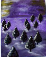 Purple Forest 1